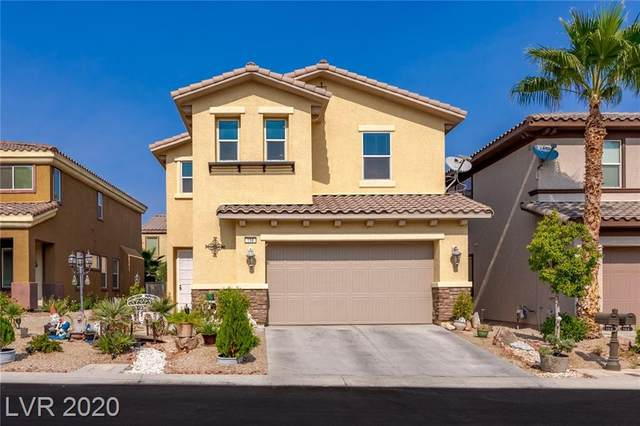 156 Castle Course Avenue, Las Vegas, NV 89148 (MLS #2241846) :: The Lindstrom Group