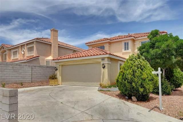 9494 W Ali Baba Lane, Las Vegas, NV 89148 (MLS #2241848) :: Hebert Group | Realty One Group