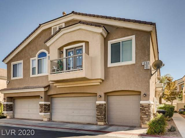 1094 Elation Lane #102, Henderson, NV 89002 (MLS #2241856) :: Team Michele Dugan