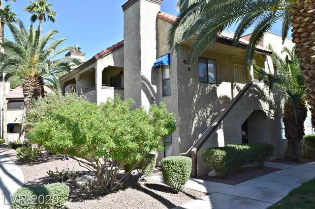 4728 Obannon Drive B, Las Vegas, NV 89102 (MLS #2241859) :: The Lindstrom Group