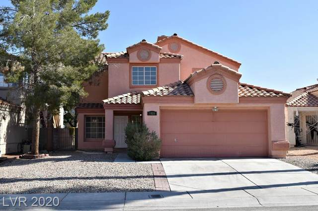 1825 Monte Alban Drive, North Las Vegas, NV 89031 (MLS #2241860) :: The Mark Wiley Group | Keller Williams Realty SW