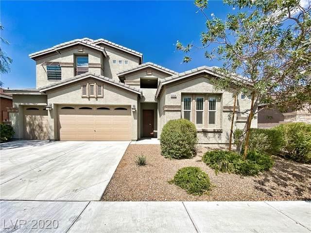 8308 Saddleback Ledge Avenue, Las Vegas, NV 89147 (MLS #2241864) :: Hebert Group | Realty One Group