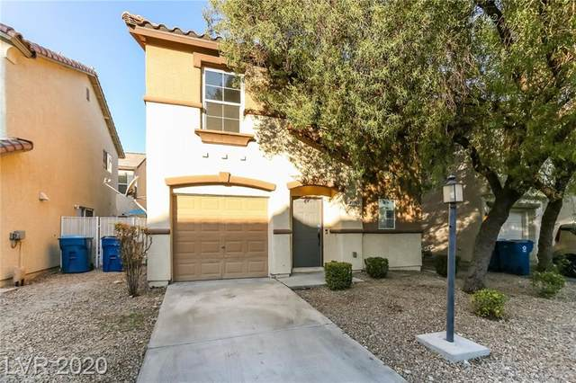 4225 Silver Magic Court, Las Vegas, NV 89129 (MLS #2241865) :: The Lindstrom Group