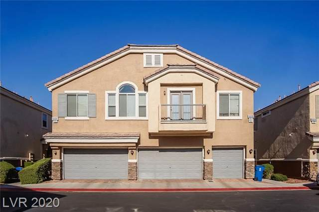 6600 Tumbleweed Ridge Lane #102, Henderson, NV 89011 (MLS #2241871) :: The Lindstrom Group