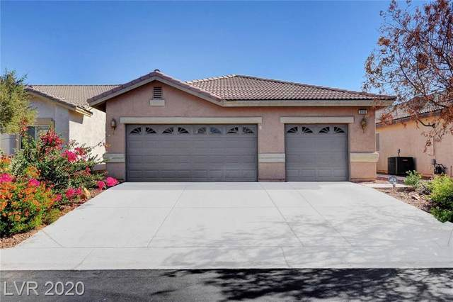 3892 Winter Whitetail Street, Las Vegas, NV 89122 (MLS #2241879) :: The Lindstrom Group