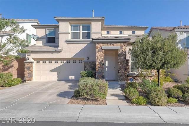 10124 Iron Wood Peak Avenue, Las Vegas, NV 89166 (MLS #2241886) :: Billy OKeefe   Berkshire Hathaway HomeServices