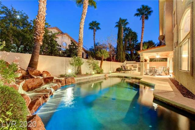 2008 Arbor Forest Street, Las Vegas, NV 89134 (MLS #2241896) :: Hebert Group | Realty One Group