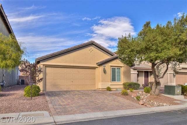10054 Willowbrook Pond Road, Las Vegas, NV 89148 (MLS #2241897) :: The Lindstrom Group