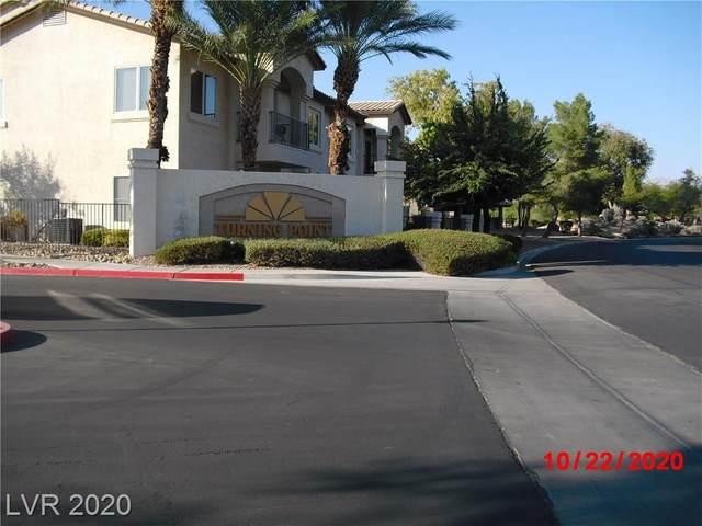 4830 Grey Wolf Lane #203, Las Vegas, NV 89149 (MLS #2241909) :: Hebert Group | Realty One Group
