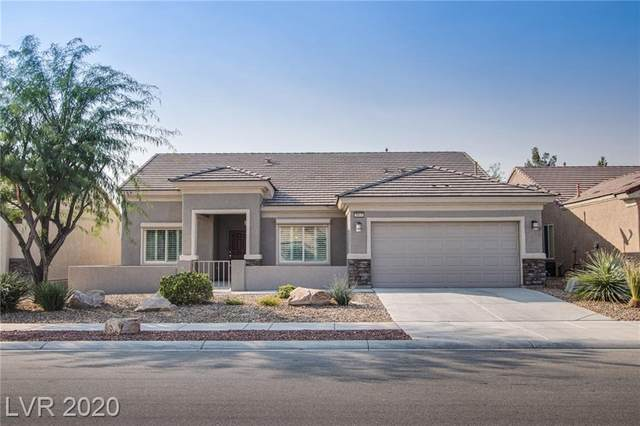 7617 Broadwing Drive, North Las Vegas, NV 89084 (MLS #2241914) :: The Lindstrom Group