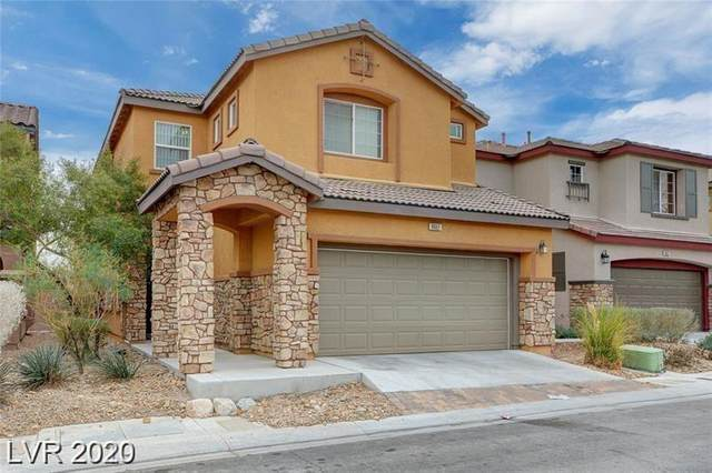 8661 Rowland Bluff Avenue, Las Vegas, NV 89178 (MLS #2241919) :: The Lindstrom Group