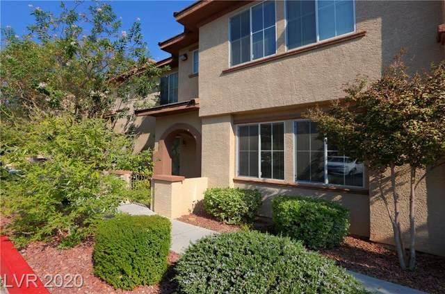 10231 Deerfield Beach Avenue #103, Las Vegas, NV 89129 (MLS #2241935) :: Hebert Group | Realty One Group