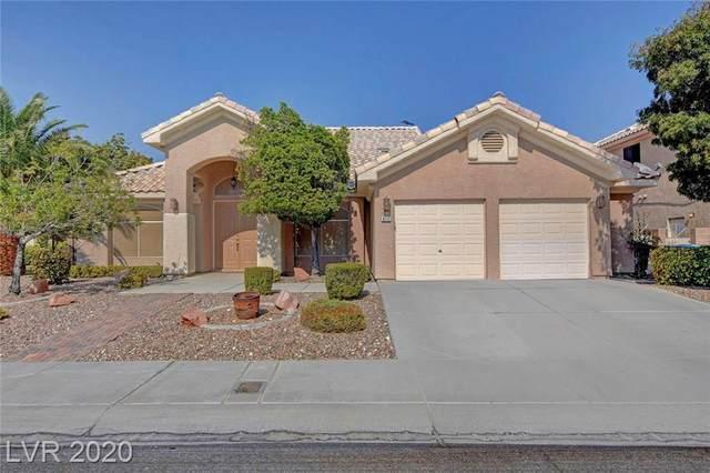 6112 Camas Canyon Avenue, Las Vegas, NV 89130 (MLS #2241937) :: Jeffrey Sabel
