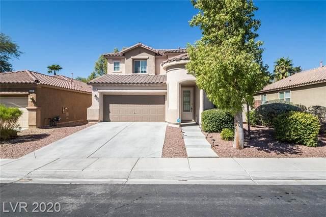 6641 Sand Swallow Street, North Las Vegas, NV 89084 (MLS #2241938) :: Hebert Group | Realty One Group