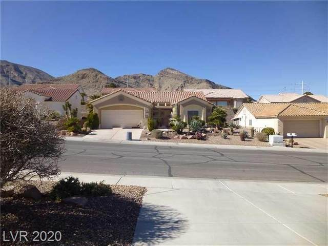3020 Faiss Drive, Las Vegas, NV 89134 (MLS #2241944) :: The Lindstrom Group
