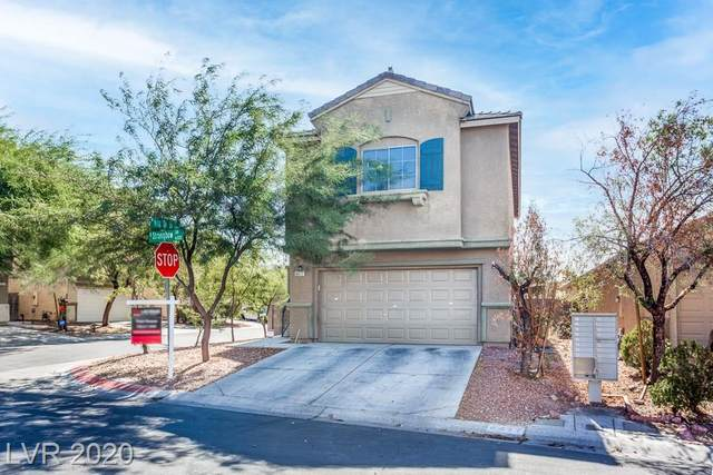 6477 Strongbow Drive, Las Vegas, NV 89156 (MLS #2241954) :: The Lindstrom Group