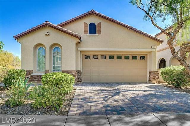 908 Baronet Drive, Las Vegas, NV 89138 (MLS #2241959) :: The Lindstrom Group