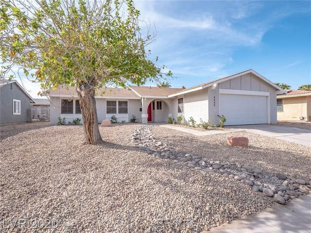 4449 Rimcrest Road, Las Vegas, NV 89121 (MLS #2241966) :: The Lindstrom Group
