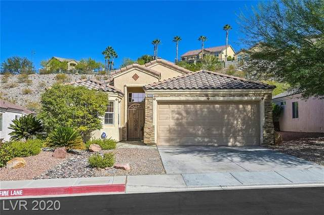 3108 Twilight Hills Avenue, Henderson, NV 89052 (MLS #2241976) :: The Perna Group