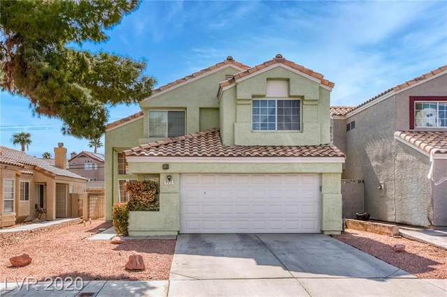 911 Celebration Drive, Las Vegas, NV 89123 (MLS #2241977) :: The Lindstrom Group