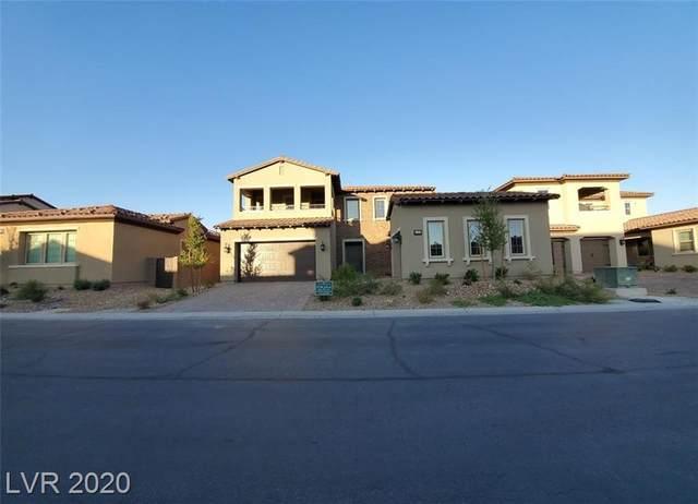 11328 San Arezzo Place, Las Vegas, NV 89141 (MLS #2241985) :: Kypreos Team