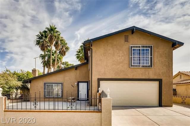 1340 Lucky Street, Las Vegas, NV 89104 (MLS #2241994) :: Hebert Group | Realty One Group