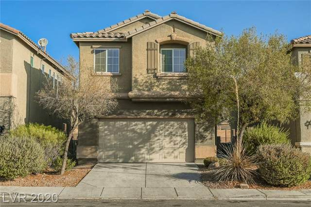 3848 Carisbrook Drive, North Las Vegas, NV 89081 (MLS #2241998) :: The Lindstrom Group