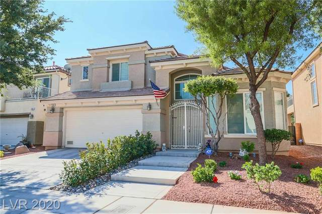 7105 Seabirds Place, North Las Vegas, NV 89084 (MLS #2241999) :: The Lindstrom Group
