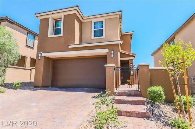 904 Cirrus Cloud Avenue, Las Vegas, NV 89138 (MLS #2242007) :: Kypreos Team