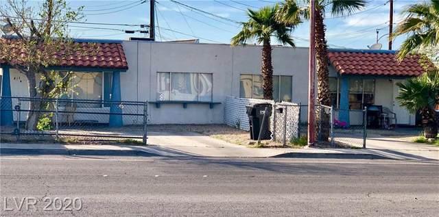 815 N Major Avenue, Henderson, NV 89015 (MLS #2242019) :: The Lindstrom Group