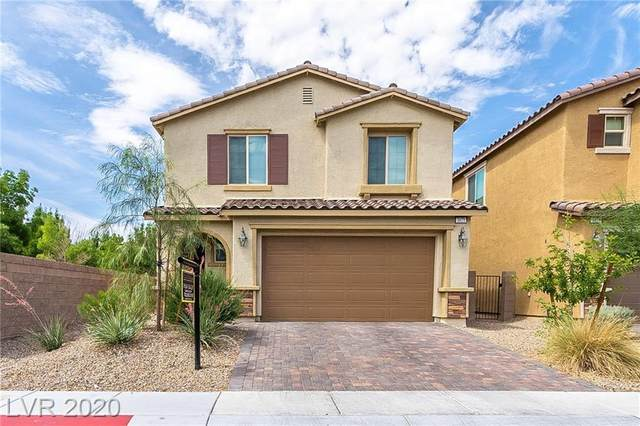 3821 Blake Canyon Drive, North Las Vegas, NV 89032 (MLS #2242028) :: Signature Real Estate Group