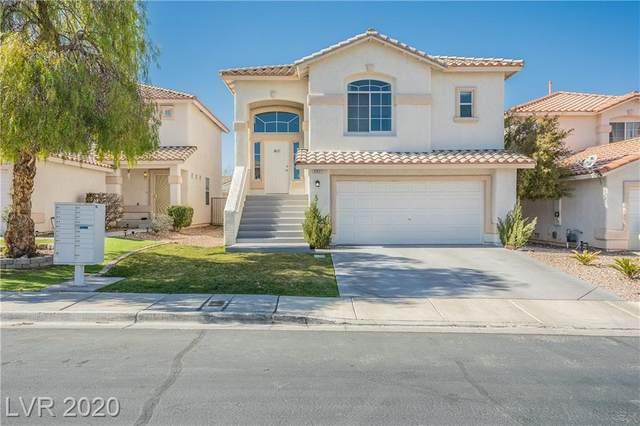 9931 Trailing Vine Street, Las Vegas, NV 89183 (MLS #2242031) :: Kypreos Team