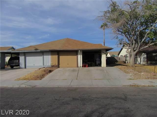 7048 Delwood Street, Las Vegas, NV 89147 (MLS #2242036) :: Hebert Group | Realty One Group