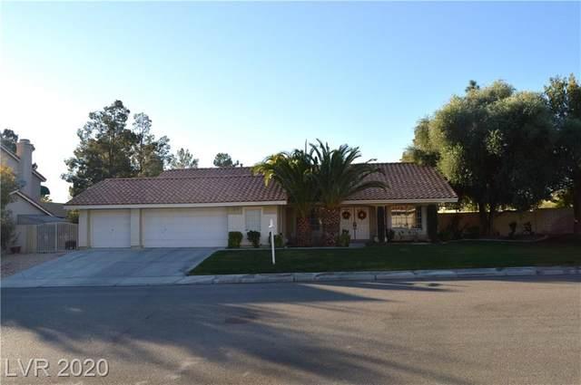 1001 Sagerock Way, North Las Vegas, NV 89031 (MLS #2242039) :: Signature Real Estate Group