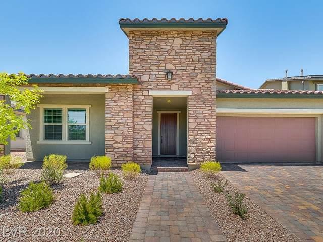 1111 N Water, Henderson, NV 89011 (MLS #2242047) :: Signature Real Estate Group