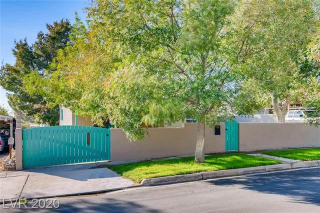 508 Avenue L, Boulder City, NV 89005 (MLS #2242048) :: The Perna Group