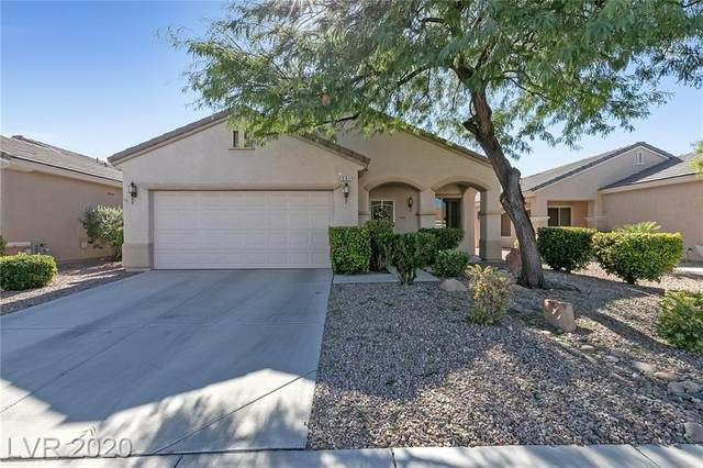 551 Carmel Mesa Drive, Henderson, NV 89012 (MLS #2242054) :: Vestuto Realty Group