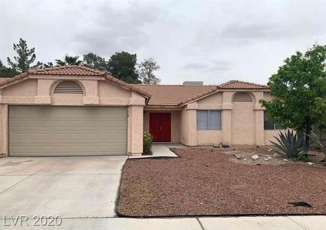 6632 Light Breeze Drive, Las Vegas, NV 89108 (MLS #2242063) :: Vestuto Realty Group