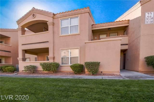 8101 Flamingo Road #1167, Las Vegas, NV 89147 (MLS #2242075) :: Hebert Group | Realty One Group