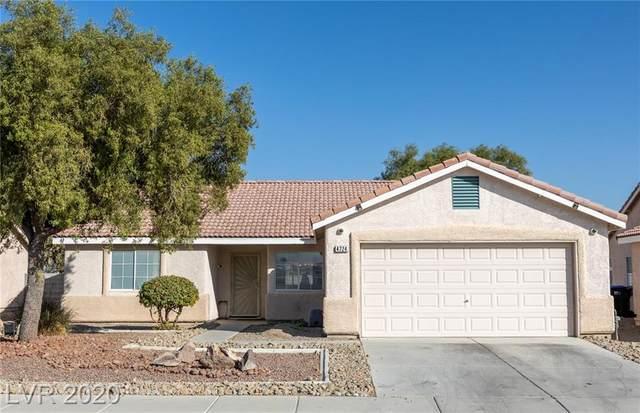 4724 Ferrell Street, North Las Vegas, NV 89031 (MLS #2242076) :: The Lindstrom Group