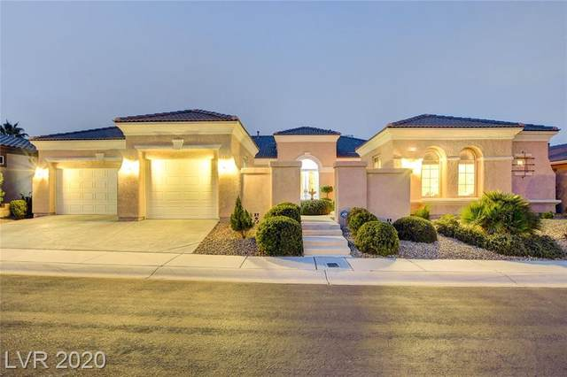 4854 Denaro Drive, Las Vegas, NV 89135 (MLS #2242086) :: Hebert Group | Realty One Group