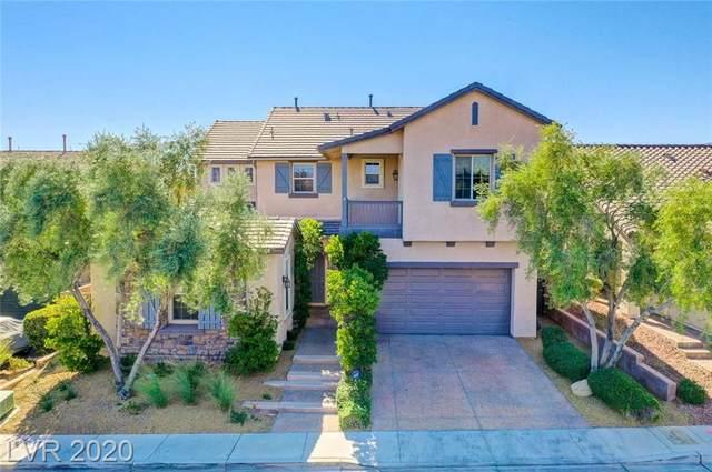 10335 Artful Stone Avenue, Las Vegas, NV 89149 (MLS #2242096) :: Signature Real Estate Group