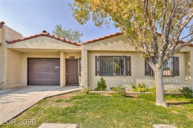 5615 Hobble Creek Drive, Las Vegas, NV 89120 (MLS #2242100) :: Hebert Group | Realty One Group