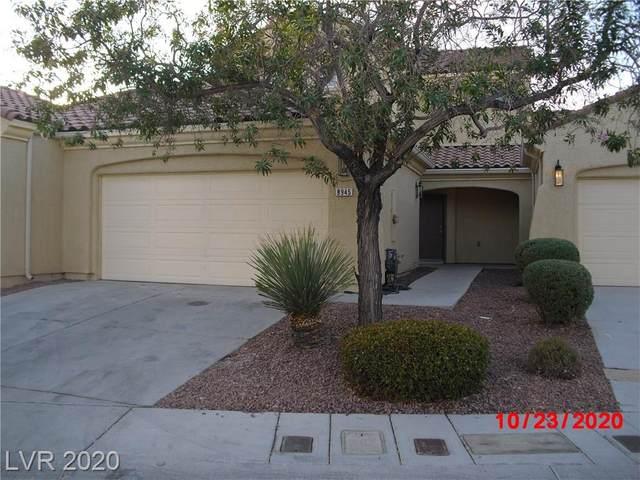 8945 Briar Bay Drive, Las Vegas, NV 89131 (MLS #2242109) :: Billy OKeefe | Berkshire Hathaway HomeServices