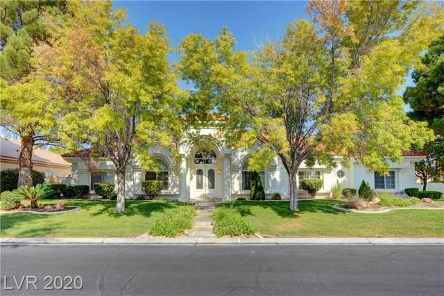 8046 Silver King Drive, Las Vegas, NV 89129 (MLS #2242112) :: Hebert Group | Realty One Group
