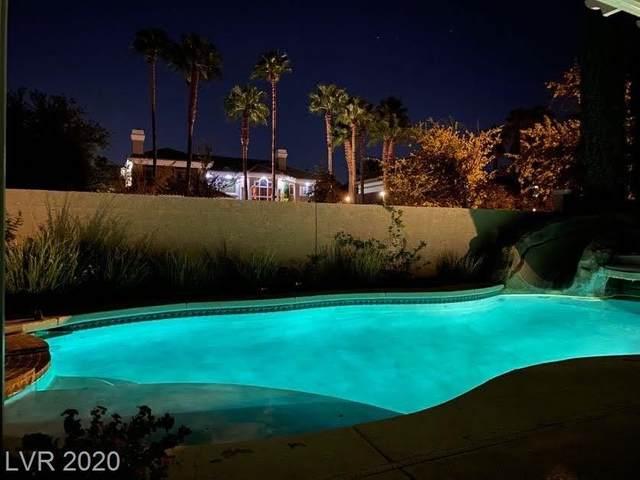 9313 Jadecrest Drive, Las Vegas, NV 89134 (MLS #2242115) :: The Mark Wiley Group   Keller Williams Realty SW