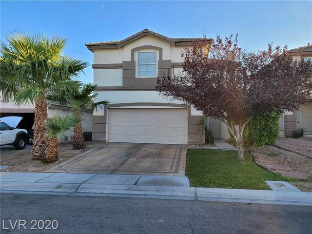 9023 Iron Crow Avenue, Las Vegas, NV 89147 (MLS #2242126) :: Vestuto Realty Group