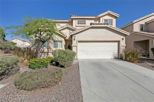 1596 Spotted Wolf Avenue, Las Vegas, NV 89123 (MLS #2242127) :: Hebert Group | Realty One Group
