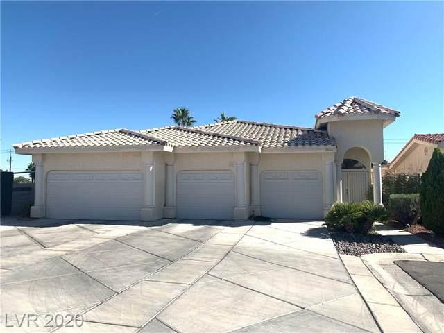 3306 Tiara Point Circle, Las Vegas, NV 89146 (MLS #2242131) :: ERA Brokers Consolidated / Sherman Group