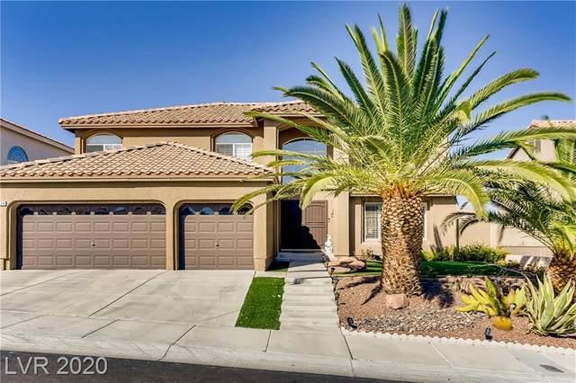 9124 Sapphire Ridge Avenue, Las Vegas, NV 89129 (MLS #2242136) :: Team Michele Dugan